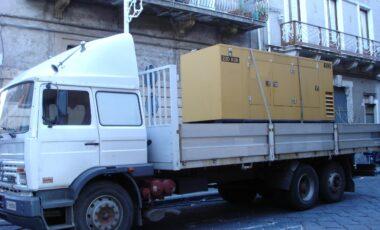 CGS RentCar rental Generating sets and lighting towers