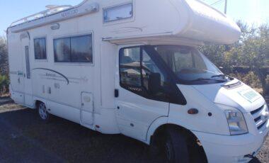 Camper Rental Catania Ford Transit Kentucky