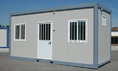 CGS RentCar noleggio MONOBLOC PREFABRICATED BOXES