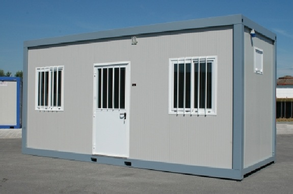 CGS RentCar noleggio Box Prefabbricati Monoblocco